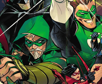 Green Arrow #31 Review: Orbital Archery
