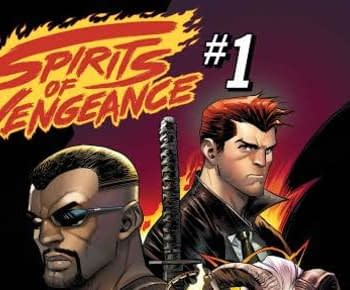 Marvel Legacy Spirits of Vengeance #1 Review- Fire And Brimstone