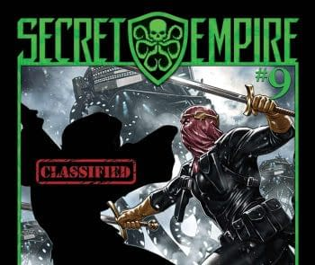 Marvel Promises Secret Of HydraCap Revealed In Secret Empire #9