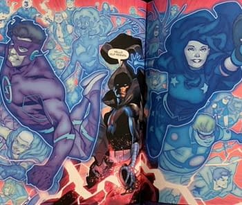 Red X Revealed In Future State: Teen Titans, But No One Any The Wiser