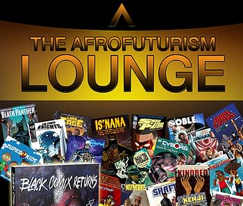 Dieselfunk Dispatch: SDCC Afrofuturism Lounge with LaWana Richmond, Keithan Jones, and Jason Reeves
