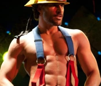 Sexy Joe Manganiello Working On Sexy Dungeons &#038 Dragons Movie He Co-Wrote With Friend (Topless We Assume)