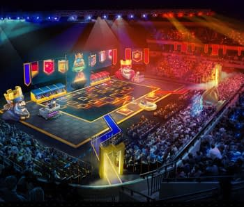 Clash Royales Crown Championship Is The Biggest Mobile eSports Event