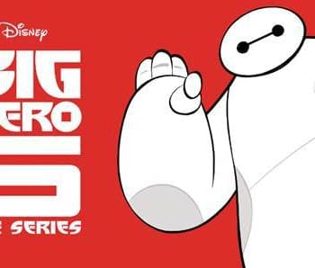 Big Hero 6 The Series Gets Premiere Date from the Disney Channel