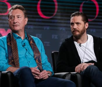 Tom Hardy Steven Knight Adapting Charles Dickens For BBC One