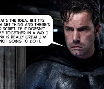 Waffling Ben Affleck Says He Wants to Direct a Batman Movie