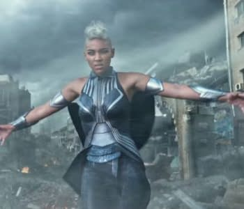 Despite X-Men Apocalypse Alexandra Shipp Would Return As Storm For Future X-Films