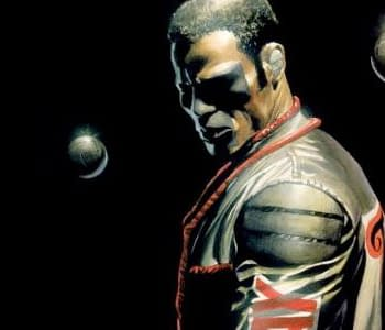 Were Getting Closer To The Comic Mr. Terrific On Arrow