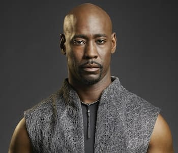 Lucifers D.B. Woodside Looks At The Other Fallen Angel