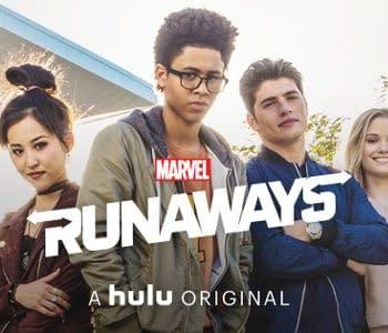 Holiday Binge Watch: Runaways