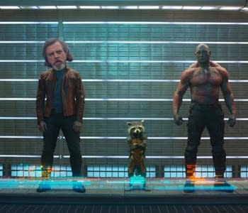 James Gunn Tempts Mark Hamill to Trade Star Wars for Guardians of the Galaxy