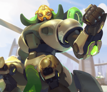 The Making Of Orisa &#8211 The Newest Hero Of Overwatch