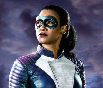 Flash Season 4: Iris West-Allen Suits Up in Run Iris Run