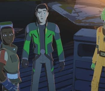Star Wars Resistance: Meet The Aces