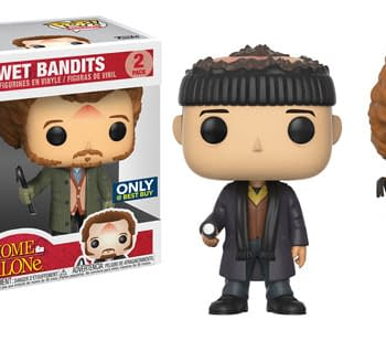 Home Alone Funko Perfect For Holiday Decorations Thats Wet Bandits&#8230W-E-T&#8230
