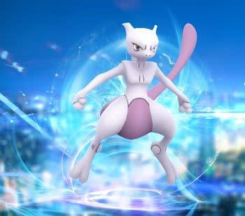 Pokémon GO Bringing Mewtwo To Exclusive Raid Battles