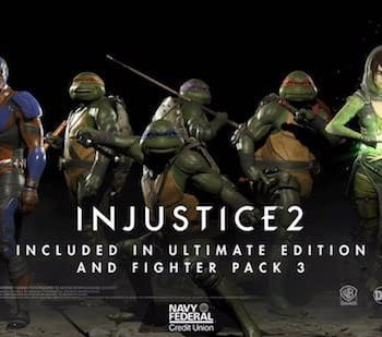 Injustice 2 Is Getting Some Heroes In A Halfshell For Final Fighter Pack DLC
