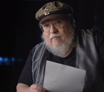 """George R. R. Martin Calls Syfy's Nightflyers """"Psycho in Space"""""""