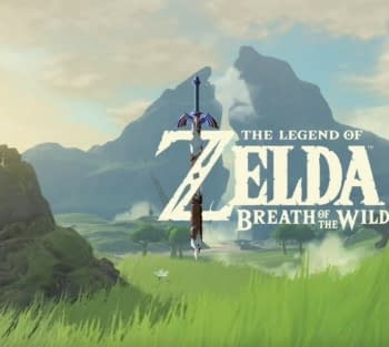 Report Says Zelda: Breath Of The Wild Will Be Launching With The Switch Except Maybe For Europe
