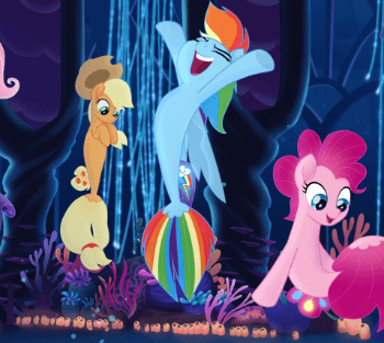 Emily Blunt Zoe Saldana And Liev Schreiber Talk My Little Pony: The Movie