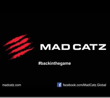 Mad Catz is Back in the Game After Buyout by Chinese Group