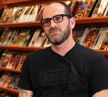 Jud Meyers, Publisher Of IDW, On Administrative Leave Already - But Why?