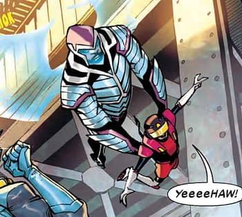 Marvel Comics' Children Of The Atom