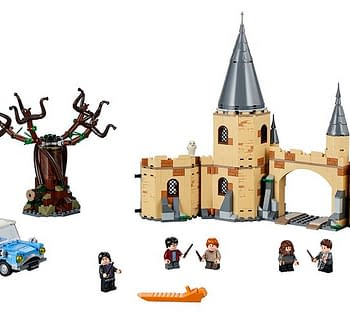 Harry Potter Gets 3 New LEGO Sets This Summer