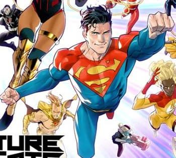 Jonathan Kent is Superman, Bottling Metropolis for 5G/Future State