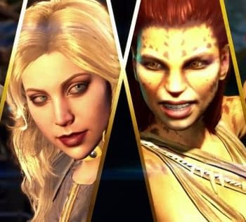 The Women Of Injustice 2 Get An Exclusive Trailer
