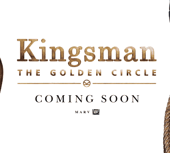 New Kingsman: The Golden Circle For The Kentucky Derby