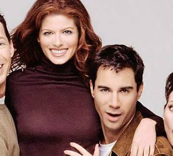 First Image Of The Will And Grace Revival At NBC