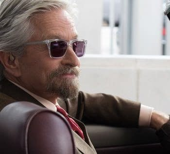 In Least Shocking News Of Day Michael Douglas Confirms Return As Hank Pym In Ant-Man And The Wasp