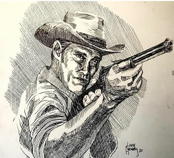 Putting The Rifleman Back Into Comic Books