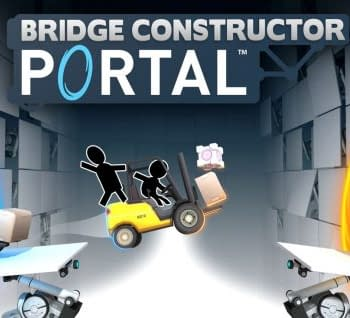 Theres a New Portal Game Coming and Its a Mashup with Bridge Constructor
