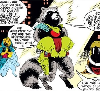 Why Is Rocket Raccoon Dying Anyway (Spoilers)