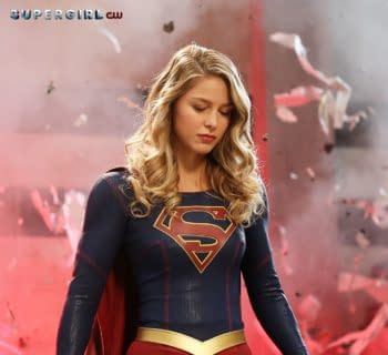 Supergirl Season 3: First Look at Schott Through the Heart