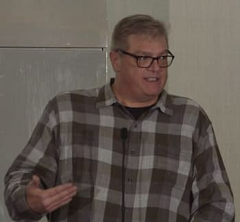 """""""What We Did Today is Going to Change DC Comics Forever,"""" Says John Cunningham (VIDEO)"""