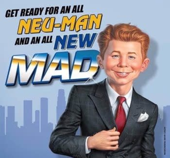 Dan DiDio Confirms Mad Magazine to Relaunch in April with a New #1