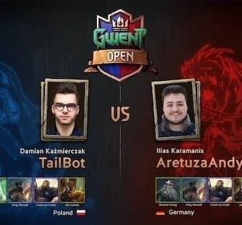 AretuzaAndyWand Takes Home May 2018 Gwent Open Title