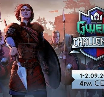 Gwent Players will Earn Card Kegs by Watching the Challenger Tournament this Weekend