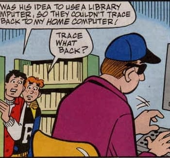 PSA: Dont Mess With Archie Comics On Twitter