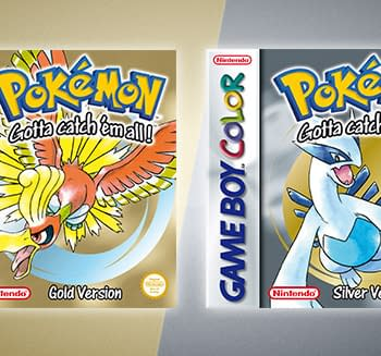 Pokémon Gold &#038 Silver Will Be Getting Special Physical Releases