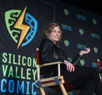 Katee Sackhoff Talks Battlestar Longmire and The Flash at Silicon Valley Comic Con