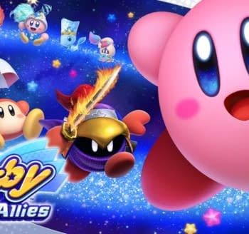 Nintendo Finally Confirm There is a Demo for Kirby Star Allies