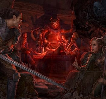 The Elder Scrolls Online: Morrowinds Horns Of The Reach DLC Is Incoming