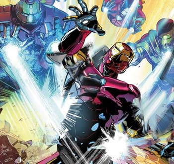 Invincible Iron Man #596 Review: A Solid Story With an (Iron)Heart