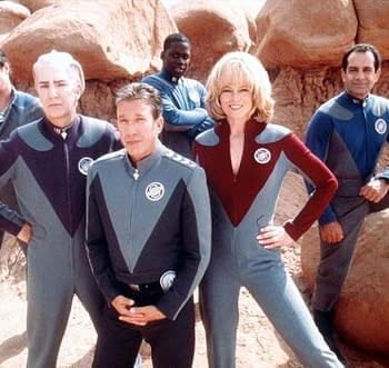 Never Give Up Never Surrender On Galaxy Quest Revival