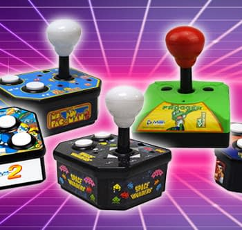 Funstock Retro Announces Series of Plug-and-Play Retro Arcade Games