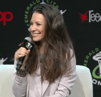 Ant-Man and the Wasp Star Evangeline Lilly Says DC Superhero Movies Take Themselves Too Seriously At #ECCC